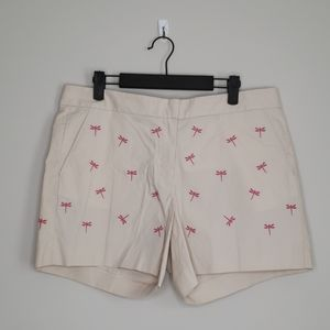 Brooks Brothers 346 Embroidered Shorts NWT